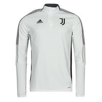 Oblačila Športne jope in jakne adidas Performance JUVE TR TOP Bela / Essential