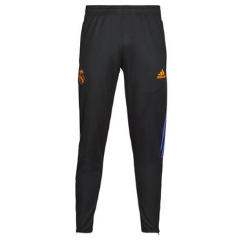 Oblačila Spodnji deli trenirke  adidas Performance REAL TR PNT Črna