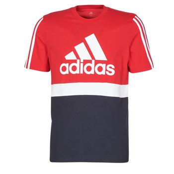 Oblačila Moški Majice s kratkimi rokavi adidas Performance M CB T Škrlatna