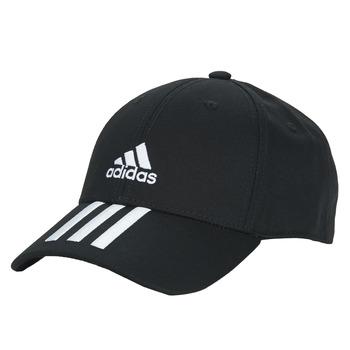 Tekstilni dodatki Kape s šiltom adidas Performance BBALL 3S CAP CT Črna