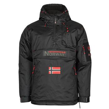 Oblačila Moški Parke Geographical Norway BARKER Črna