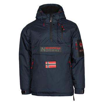 Oblačila Moški Parke Geographical Norway BARKER Modra