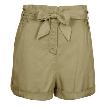 Oblačila Ženske Kratke hlače & Bermuda Ikks ELVIRA Kaki