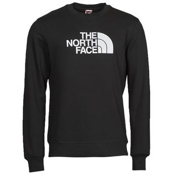 Oblačila Moški Puloverji The North Face DREW PEAK CREW Črna / Bela