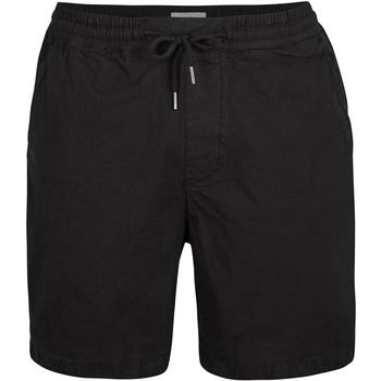 Oblačila Moški Kratke hlače & Bermuda O'neill Boardwalk Črna