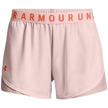 Oblačila Ženske Kratke hlače & Bermuda Under Armour Play UP Short 30 Roza