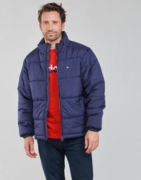 Oblačila Moški Puhovke adidas Originals PAD STAND PUFF Nebeško modra / Night