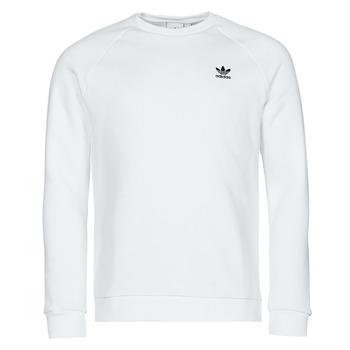 Oblačila Moški Puloverji adidas Originals ESSENTIAL CREW Bela