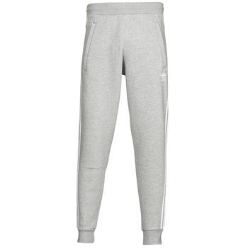 Oblačila Moški Spodnji deli trenirke  adidas Originals 3-STRIPES PANT Bruyère / Siva