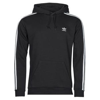Oblačila Moški Puloverji adidas Originals 3-STRIPES HOODY Črna