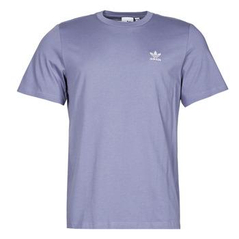 Oblačila Moški Majice s kratkimi rokavi adidas Originals ESSENTIAL TEE Vijolična