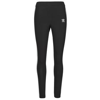 Oblačila Ženske Pajkice adidas Originals 3 STRIPES TIGHT Črna