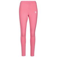 Oblačila Ženske Pajkice adidas Originals 4 STRIPES TIGHT Rožnata