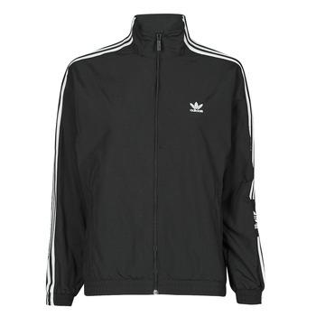Oblačila Ženske Športne jope in jakne adidas Originals TRACK TOP Črna