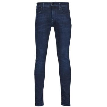 Oblačila Moški Jeans skinny G-Star Raw REVEND FWD SKINNY Modra