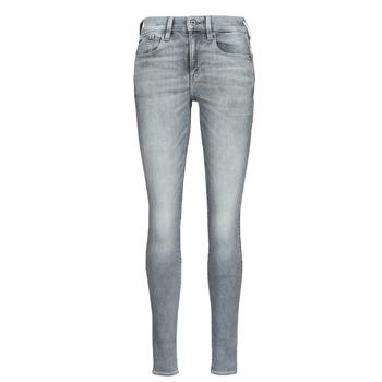 Oblačila Ženske Jeans skinny G-Star Raw LHANA SKINNY Siva