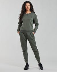 Oblačila Ženske Spodnji deli trenirke  G-Star Raw PREMIUM CORE 3D TAPERED SW PANT WMN Siva