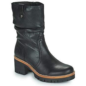 Čevlji  Ženske Polškornji Panama Jack PIERA Črna