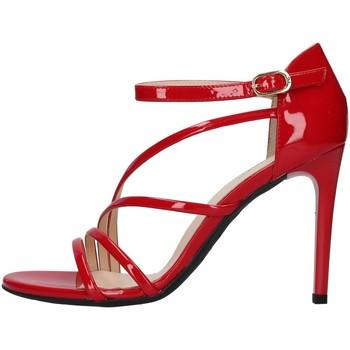 Čevlji  Ženske Sandali & Odprti čevlji NeroGiardini E116521DE RED