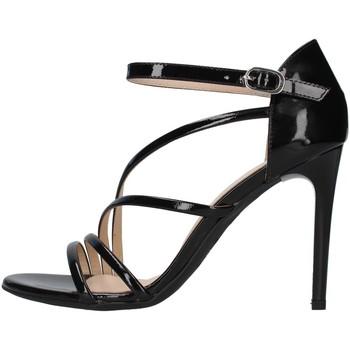 Čevlji  Ženske Sandali & Odprti čevlji NeroGiardini E116521DE BLACK