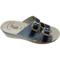 Čevlji  Ženske Natikači 3 Rose 3ROSE92173blu blu