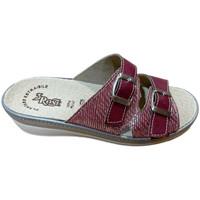 Čevlji  Ženske Natikači 3 Rose 3ROSE92173bord blu