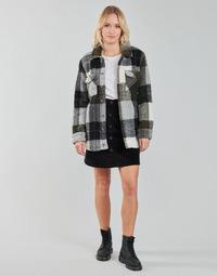 Oblačila Ženske Jakne & Blazerji Volcom SILENT SHERPA JACKET Črna