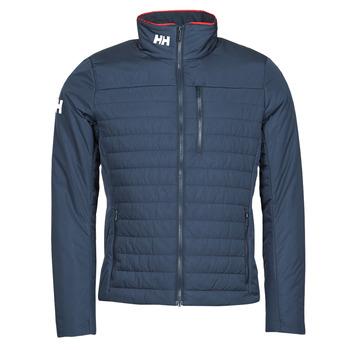 Oblačila Moški Jakne Helly Hansen CREW INSULATOR JACKET 2.0 Modra