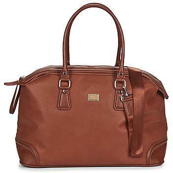 Torbice Potovalne torbe David Jones CM5309 Kostanjeva