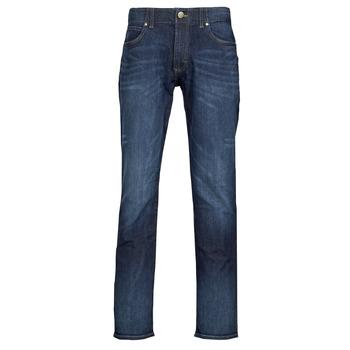 Oblačila Moški Jeans straight Lee XTREM MOTION STRAIGHT FIT Modra
