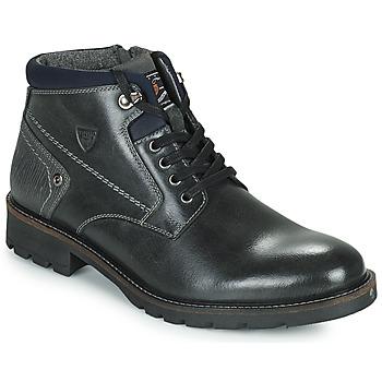 Čevlji  Moški Polškornji Kaporal GAETAN Črna