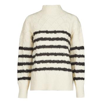 Oblačila Ženske Puloverji Betty London PARADE Kremno bela
