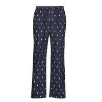 Oblačila Moški Pižame & Spalne srajce Polo Ralph Lauren PJ PANT SLEEP BOTTOM Modra