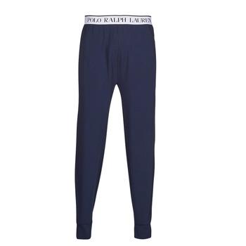 Oblačila Moški Spodnji deli trenirke  Polo Ralph Lauren JOGGER PANT SLEEP BOTTOM Modra