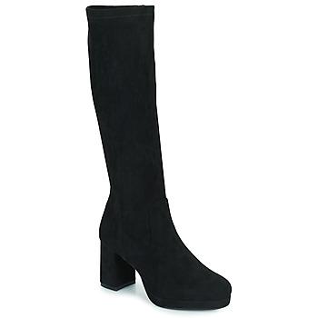 Čevlji  Ženske Mestni škornji    Moony Mood PENILA Črna