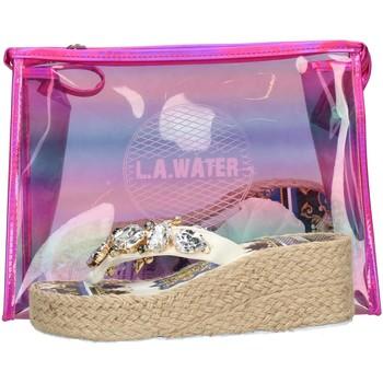 Torbice Ženske Ročne torbice L.a.water 12934B White