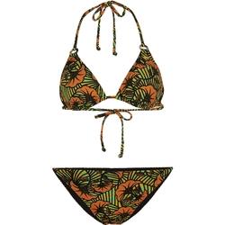Oblačila Ženske Dvodelne kopalke O'neill Capri Bondey Fixed Set Večbarvna