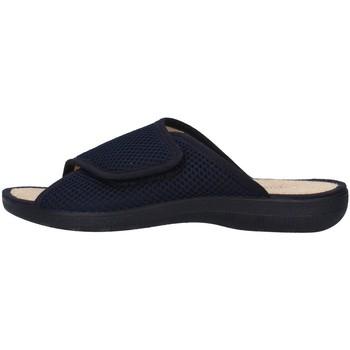 Čevlji  Ženske Natikači Superga S10M624 BLUE