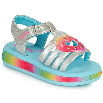Čevlji  Deklice Sandali & Odprti čevlji Skechers SUNSHINES/FAIRY HEARTS Večbarvna