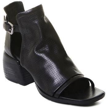 Čevlji  Ženske Gležnjarji Rebecca White T0401  Rebecca White  D??msk?? kotn??kov?? boty z ?ern?? telec?? k??e,
