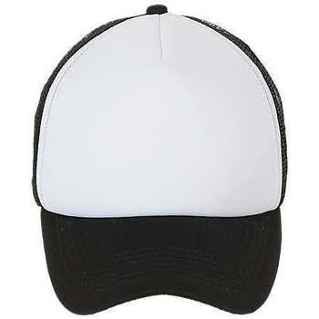 Tekstilni dodatki Kape Sols BUBBLE Blanco Negro Negro