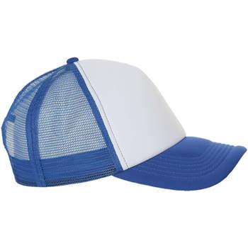 Tekstilni dodatki Kape s šiltom Sols BUBBLE Blanco Azul Royal Azul