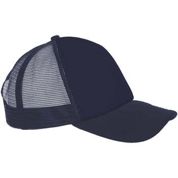 Tekstilni dodatki Kape s šiltom Sols BUBBLE French Marino Azul