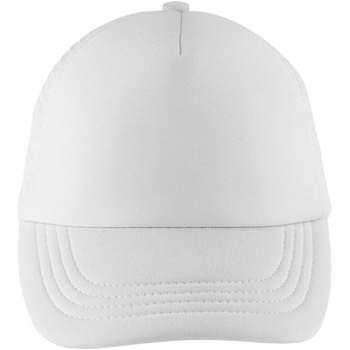 Tekstilni dodatki Kape s šiltom Sols BUBBLE KIDS Blanco Blanco
