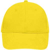 Tekstilni dodatki Kape s šiltom Sols BUFFALO Amarillo Multicolor