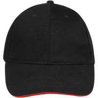 Tekstilni dodatki Kape s šiltom Sols BUFFALO Negro Rojo Multicolor