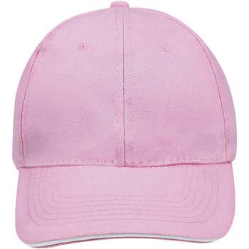 Tekstilni dodatki Kape s šiltom Sols BUFFALO Rosa Blanco Multicolor