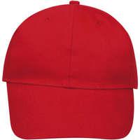 Tekstilni dodatki Kape s šiltom Sols BUFFALO Rojo Multicolor