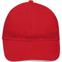 Tekstilni dodatki Kape s šiltom Sols BUFFALO Rojo Blanco Multicolor