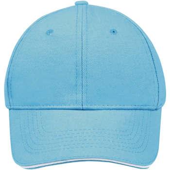 Tekstilni dodatki Kape s šiltom Sols BUFFALO Azul Turquesa Blanco Multicolor